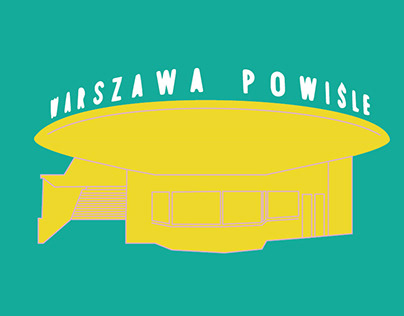Postcards from Powiśle (Warsaw)