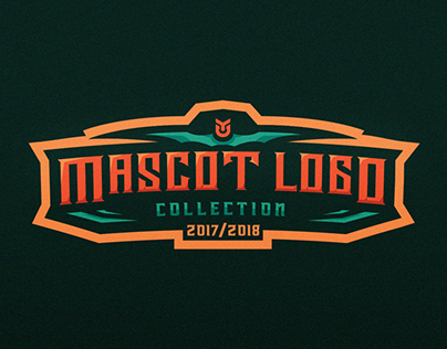 Mascot Logo Collection 2017/2018