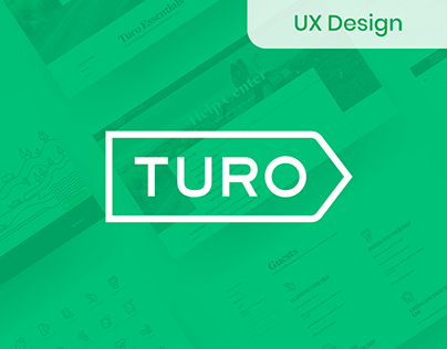 Turo Support Portal Design