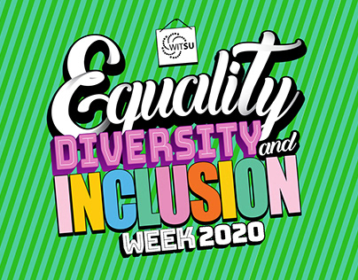 Equality, Diversity and Inclusion Week Rebrands - WITSU