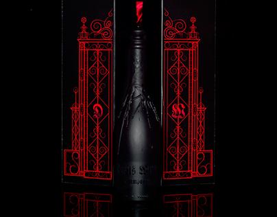 The Devil's Wine Champagne