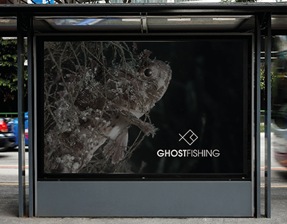 whitegraphic | Ghost Fishing | rebrand concept