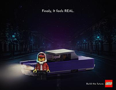 "LEGO social media poster process ""unofficial"""