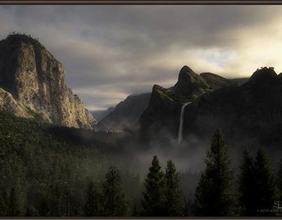 Yosemite Park - Vue 2015