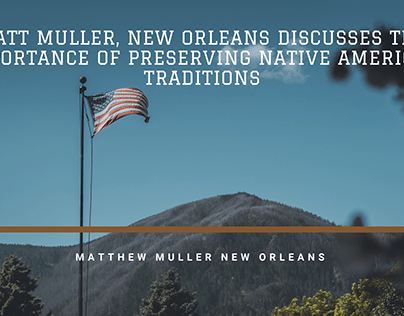 Matt Muller New Orleans Discusses the Importance of