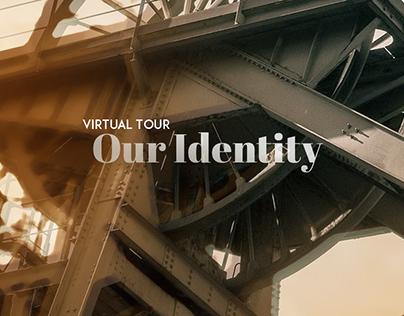 Virtual tour design