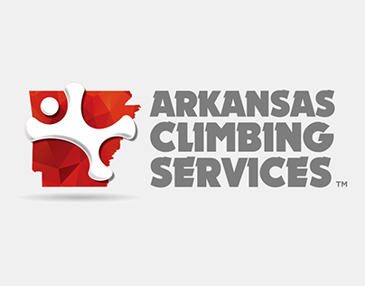 Arkansas Climbing Service - Branding and Web Design
