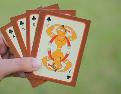 Tasher Desh | Playing cards