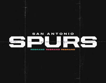 San Antonio Spurs Rebrand/Revamp