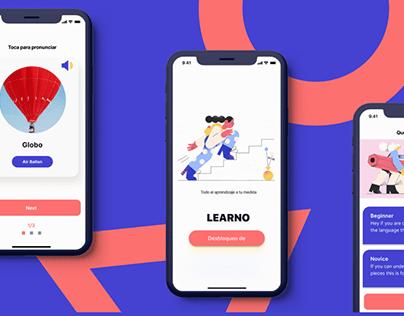 Learno - UI/UX Case Study