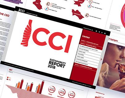 CCI Sustainability Report 2018