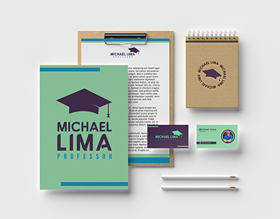 Identidade Visual | Michael Lima