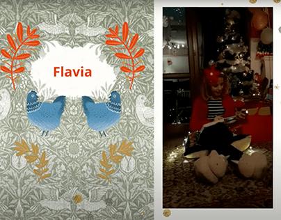 """Video """"Buon Natale dai Genitori Malvano"""""""