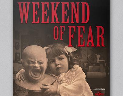 Weekend of Fear 2018