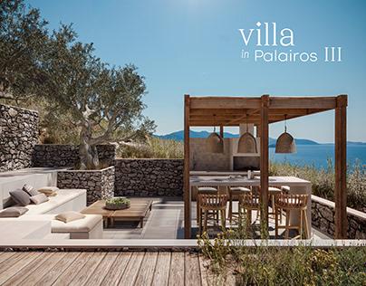 Villa in Palairos no.03