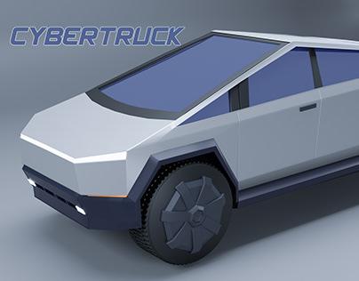 CYBERTRUCK 3D MODEL