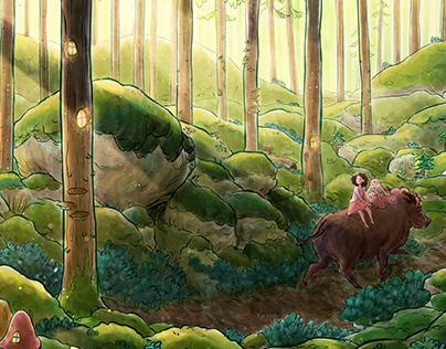 Astrid - Story Art