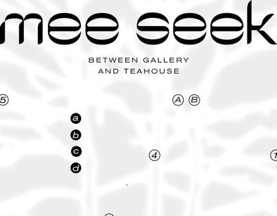 Meeseek : Teahouse Branding