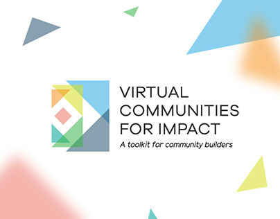 Virtual Communities for Impact