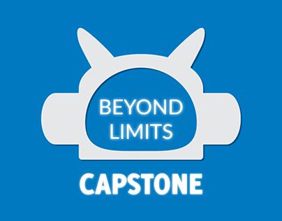 Capstone - Beyond Limits Sales Poster