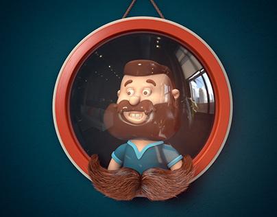 Character Design - 3D Digital Art