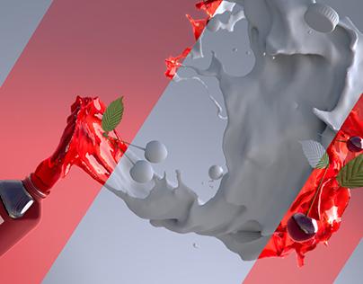 GET JUICY - CGI Animation