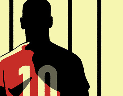 Life and death of Panamanian footballer.