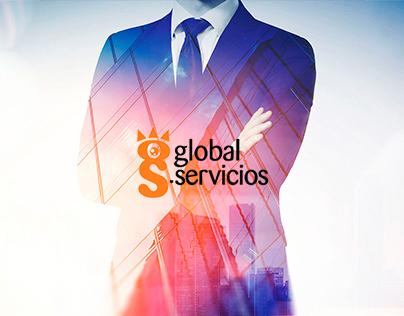 Página web Global Servicios