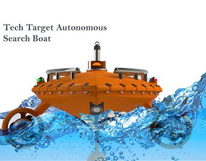 Tech Target Arduino Search Boat