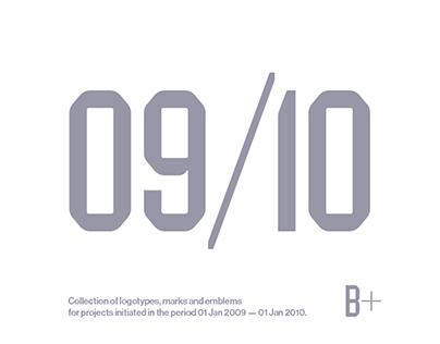Logotypes & Marks 2009 — 2010