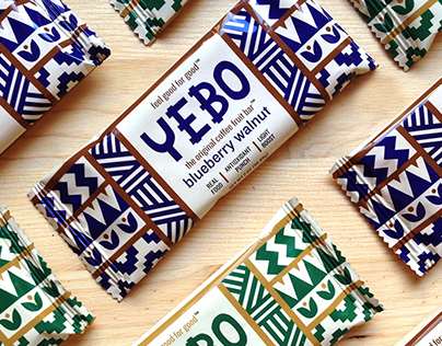 Yebo: Identity and Packaging