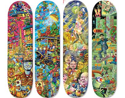 Dreg Skateboards SS2