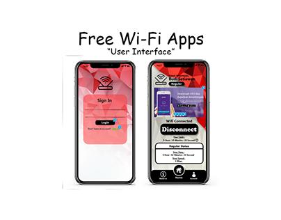 Free Wi-Fi Application