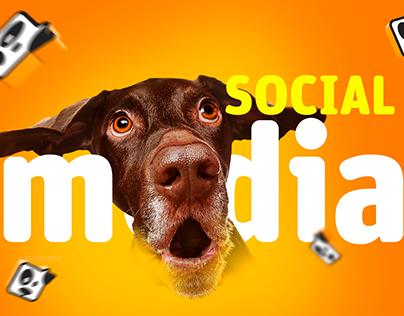 Social Media Pet Shop