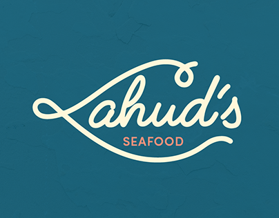 Menu design - Lahud's