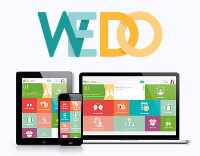 Doğuş Holding İç İletişim Portalı: WEDO