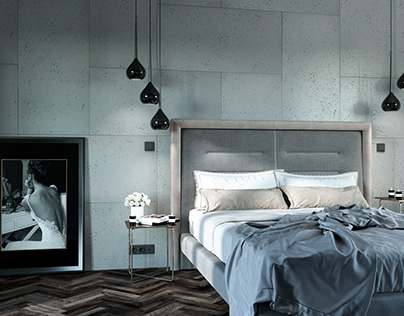bedroom - sypialnia