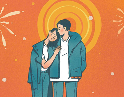 Editorial Illustration - Vietnamese Lunar New Year