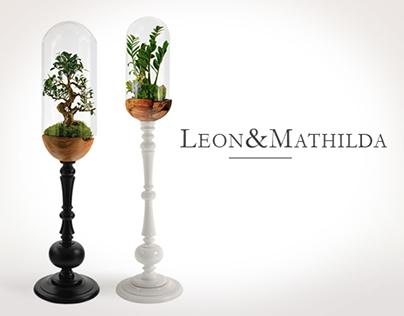 Leon&Mathilda interior gardens