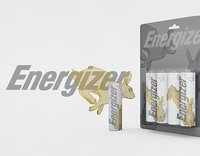 Illustrative Branding: Energizer®