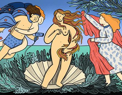 obras clásicas ilustradas