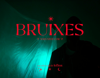 BRUIXES - Salvatge Cor [MUSIC VIDEO]