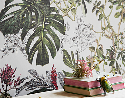 Seasons Wallpaper Collection - Sian Zeng