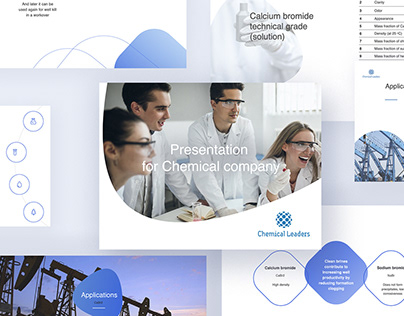 MINIMAL Presentation for Chemical company