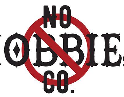 No Hobbies Co. Logo