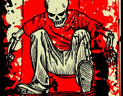 Limited Edition Print Series: Skate or Die