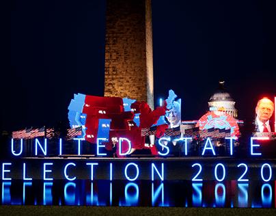 US ELECTION 2020 UNREAL ENGINE 4
