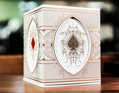 The KINGDOMS playing cards