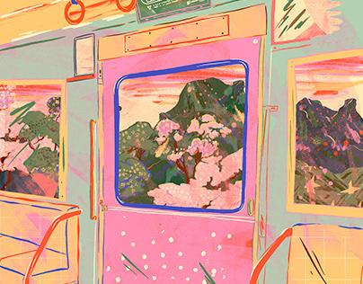 Take me to Japan