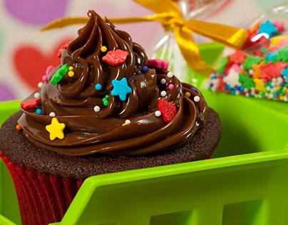 Fotografia: Cupcakes temáticos